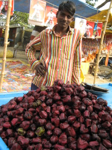 India--Chestnuts