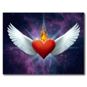 sufi winged heart