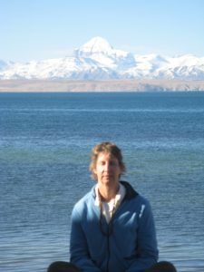 Lake Manasarovar and Mount Kailash, Tibet