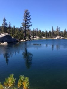 Upper Velma Lake, Desolation Wilderness, CA